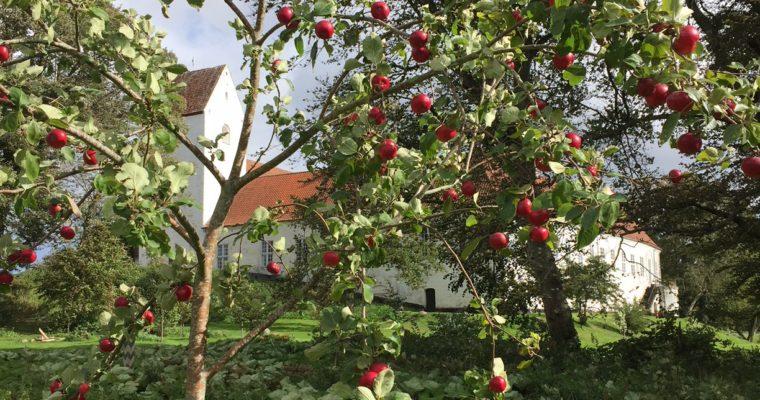 Om Ørslev Kloster og oktober